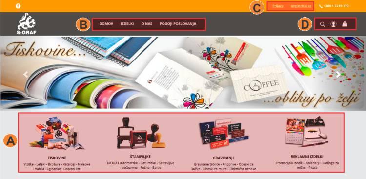 S-GRAF homepage