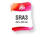 Letak - Flayer SRA3 format