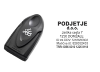 Primer prenosne stampiljke trodat 9425