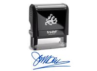 Štampiljka podpis - faksimile 4912