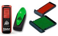 Blazinice za žepne štampiljke - vložki za štampiljke
